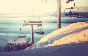 スキー スノボ ウィンタースポーツ 雪山