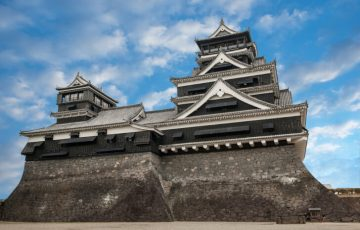 pixta 21041967 M 360x230 - 熊本城の魅力や見どころ・アクセス情報!地震の影響は?【熊本県観光】