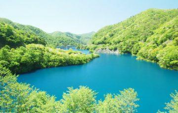 pixta 22321787 M 360x230 - 四万温泉周辺のおすすめ人気観光地10選!一生に一度は行きたい絶景スポット