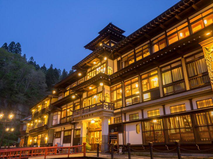 pixta 22568128 M 728x546 - 銀山温泉のおすすめ人気旅館・ホテル&観光スポットとグルメ情報やお土産も