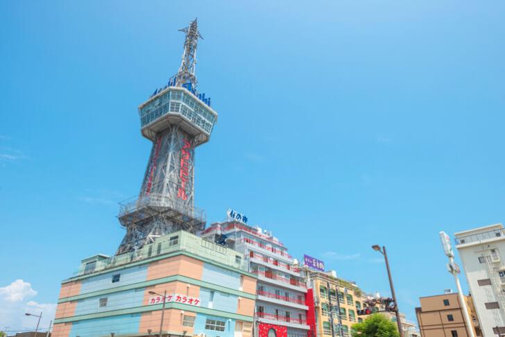 大分県 別府温泉 別府タワー