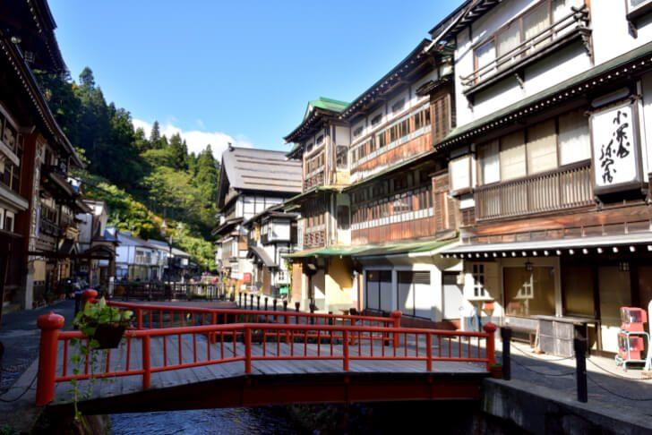 銀山温泉周辺のおすすめ人気観光地10選|温泉街や絶景公園も