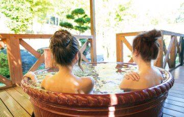 pixta 21101166 S 360x230 - 【日帰りも】千葉県のおすすめ貸切温泉10選|水着OKの混浴や貸切露天風呂も