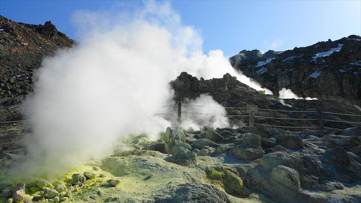 硫黄泉イメージ
