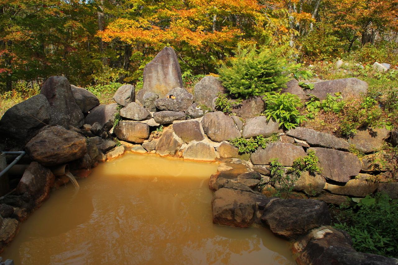 含鉄泉の温泉