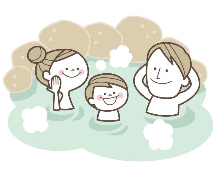 pixta 32967784 M 728x596 - 【意外な利用法も】家族風呂とは?種類やマナーから利用用途まで