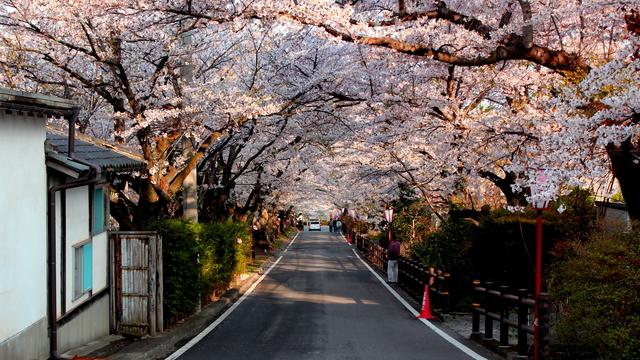 福島県 岳温泉