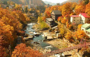 北海道 定山渓温泉