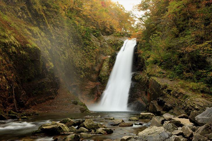 秋保温泉 滝