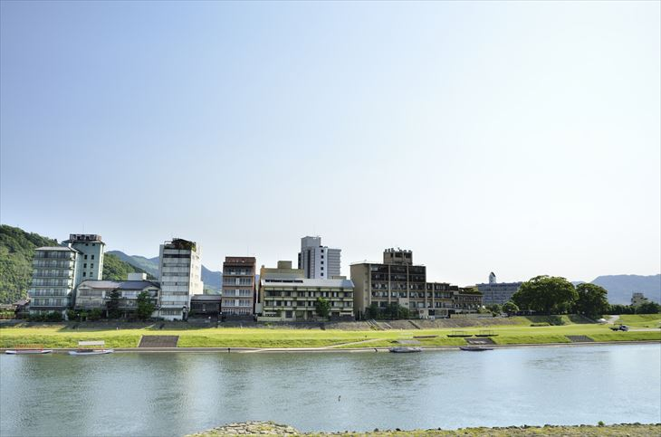 九州 福岡 原鶴温泉