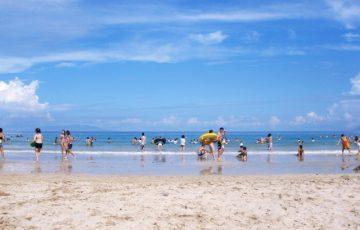 伊豆温泉 海水浴場