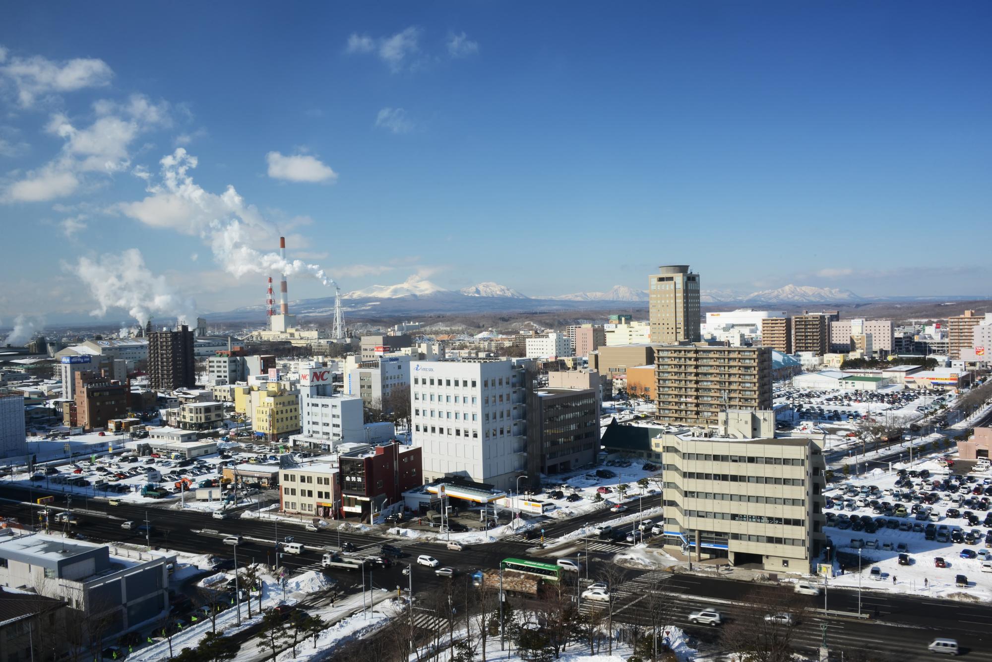 北海道 苫小牧市