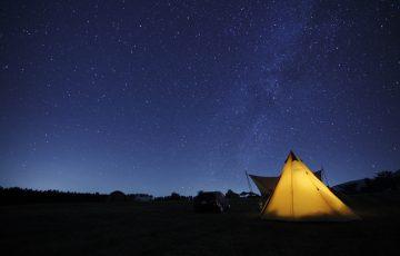 pixta 18030675 S 360x230 - 絶景温泉が楽しめるキャンプ場ランキングTOP10!コテージ付きが人気