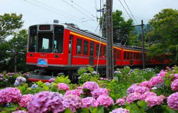 箱根温泉 箱根登山鉄道