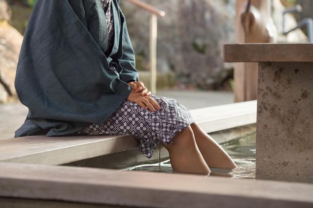 pixta 26852703 S - 熱海温泉の人気おすすめ足湯温泉ランキングTOP5!無料で利用も?【最新版】