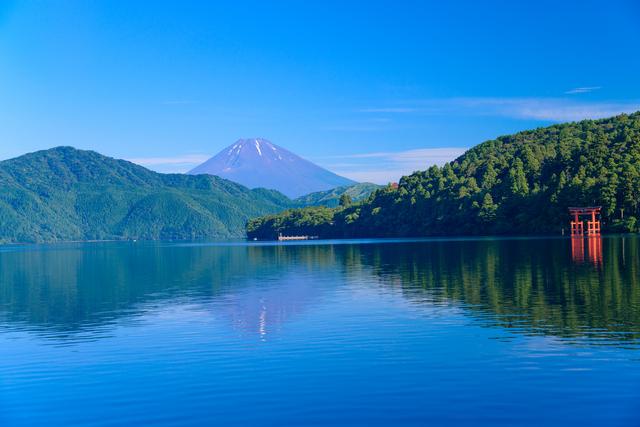 箱根 芦ノ湖