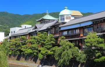伊豆高原の温泉地の魅力とは?