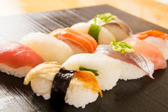 鶴巻温泉 寿司