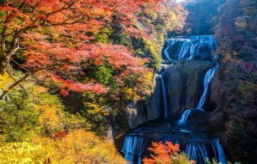 袋田の滝 茨城 滝