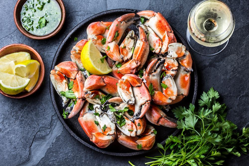 シュリンプ 海老 海鮮料理