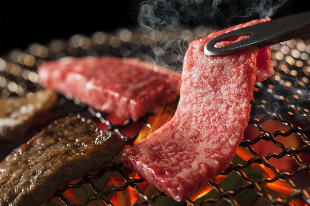 焼肉 和牛 黒毛和牛