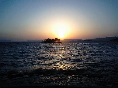 島根 しんじ湖
