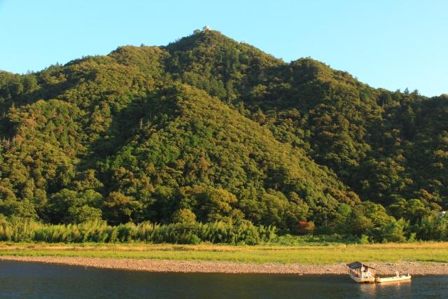 岐阜 金華山