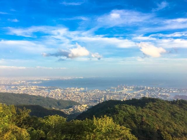 武田尾温泉 六甲山