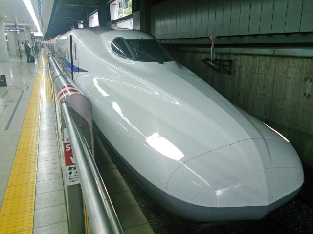 品川駅 新幹線