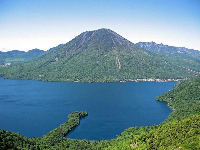 日光温泉 中禅寺湖