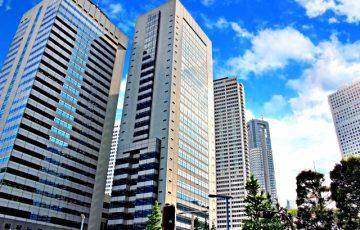 新宿 高層ビル