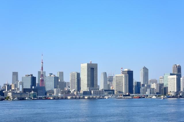 品川 東京湾