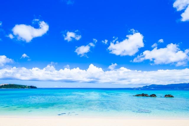 沖縄 ビーチ 海
