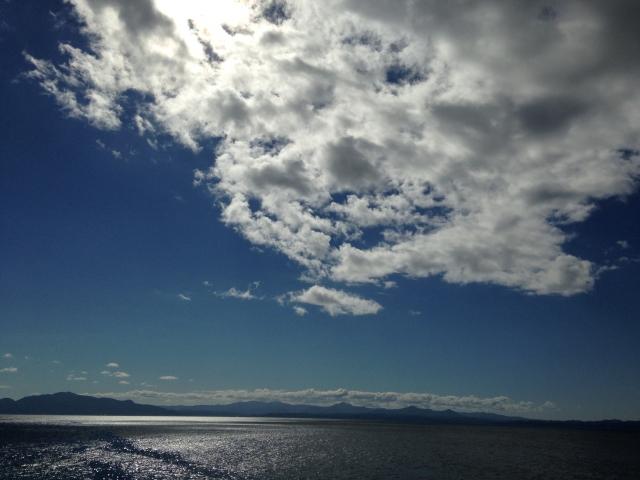青森 津軽海峡