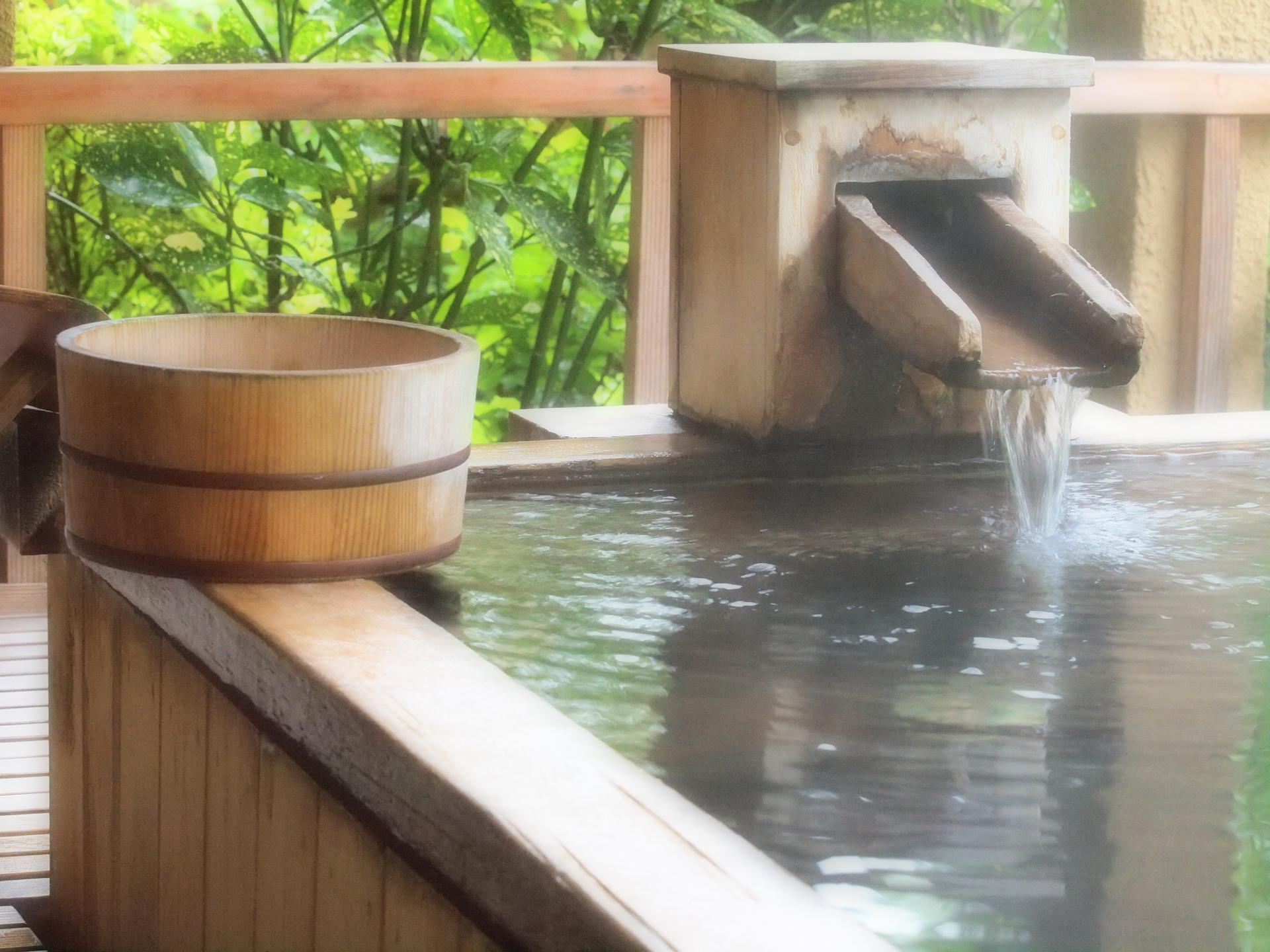 温泉 イメージ