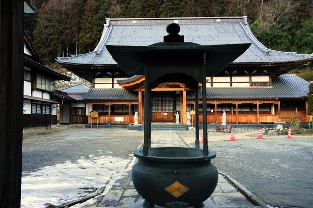 温泉寺 渋温泉