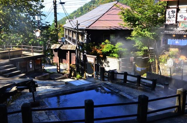 pixta 26977352 S - 野沢温泉が人気の3つの理由!旅館や観光情報から名物グルメ&お土産も
