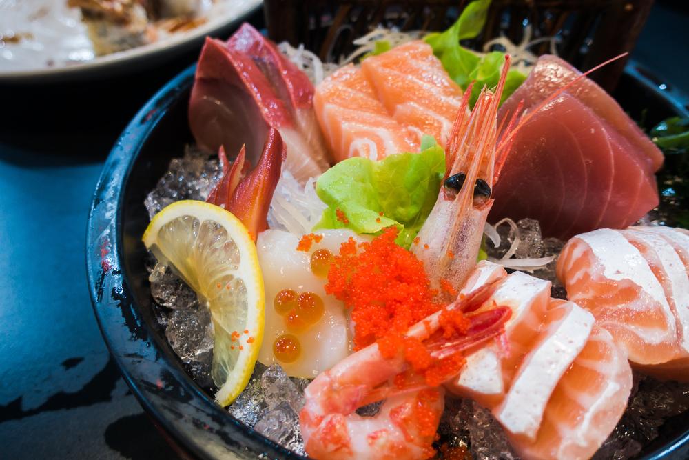 海鮮丼 ランチ ディナー 和食