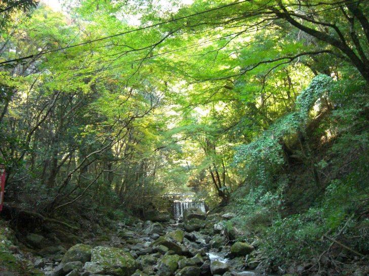 犬鳴山温泉 大阪