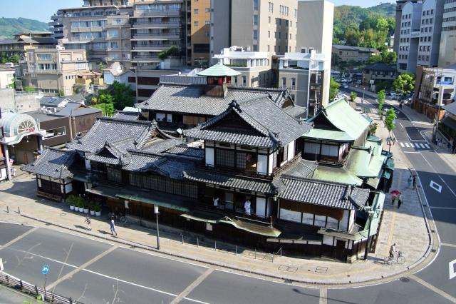 愛媛 道後温泉本館