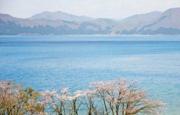 水沢温泉 田沢湖