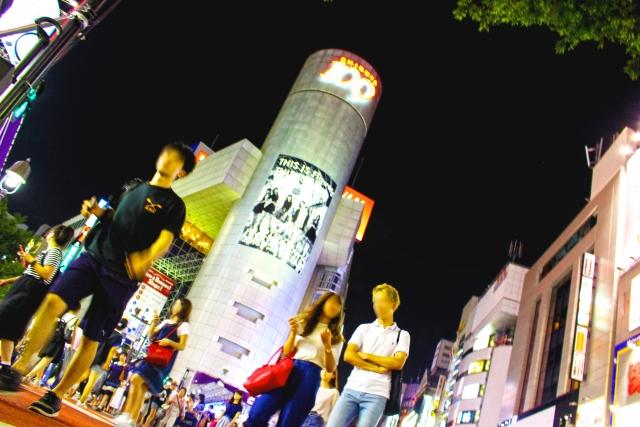 渋谷 109