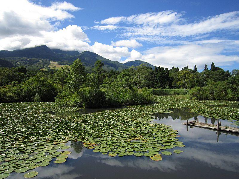 新潟県 妙高高原 いもり池