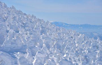 蔵王温泉 樹氷