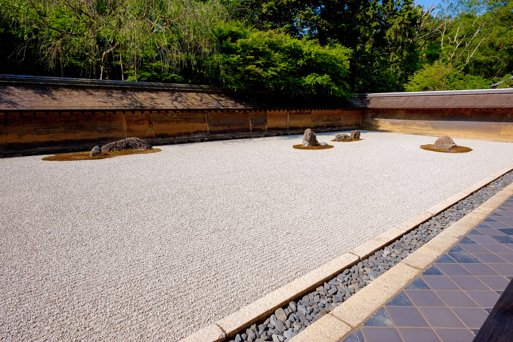 京都 龍安寺