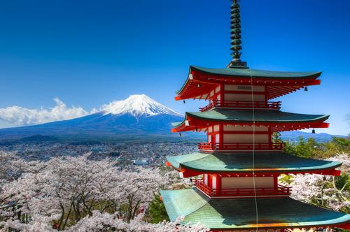 山梨 富士