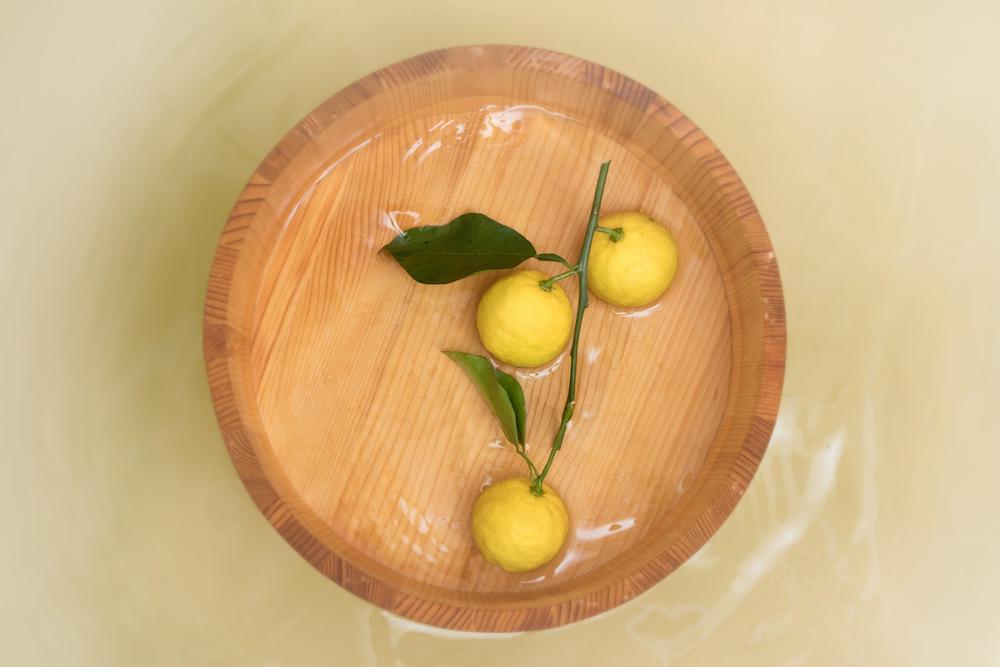 柚子湯 温泉