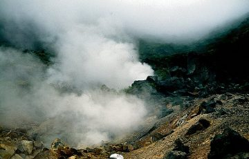 箱根 大涌谷温泉