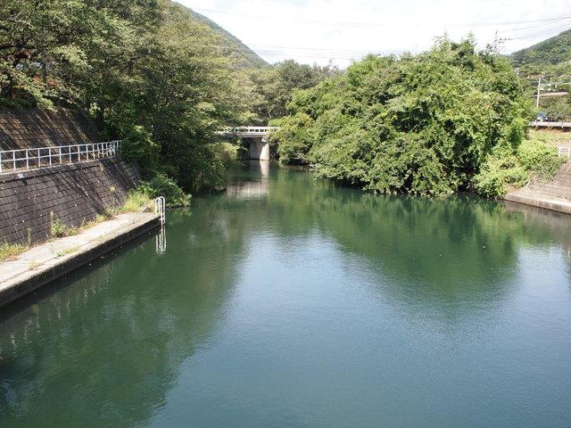 福島県 郡山市 安積疎水