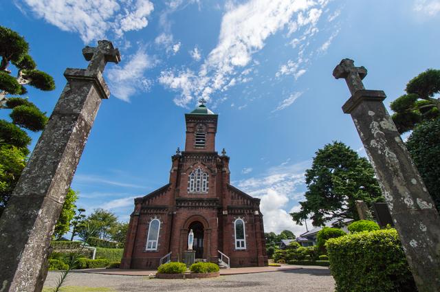 長崎県 平戸 田平天主堂